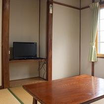 *【和室4.5畳一例】ほっとできる和の心地よさもと気兼ねなくお過ごし下さい