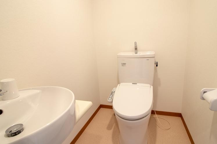 コンドミニアムのトイレ