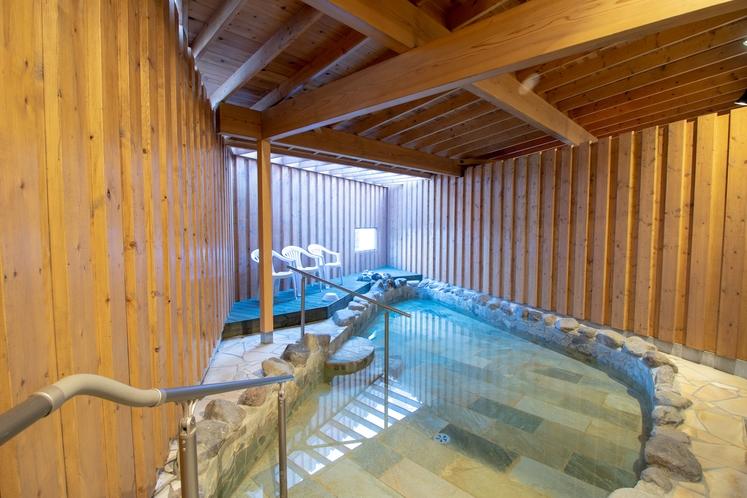 当館の露天風呂