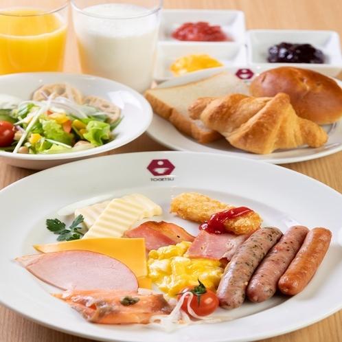 朝食<洋食>