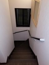 ゆるやかな階段③