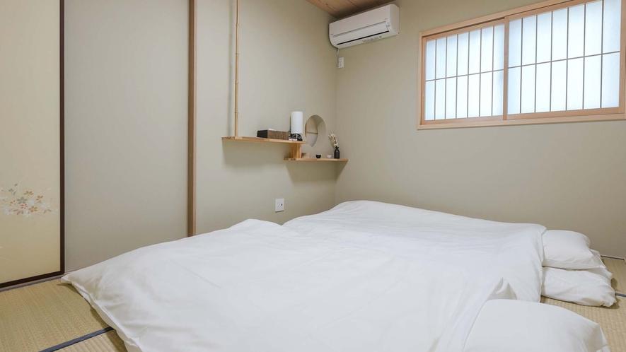 ・2階寝室 和室