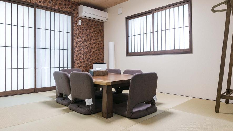 ・和室スペース