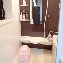 【風呂】家庭用のお風呂がございます。