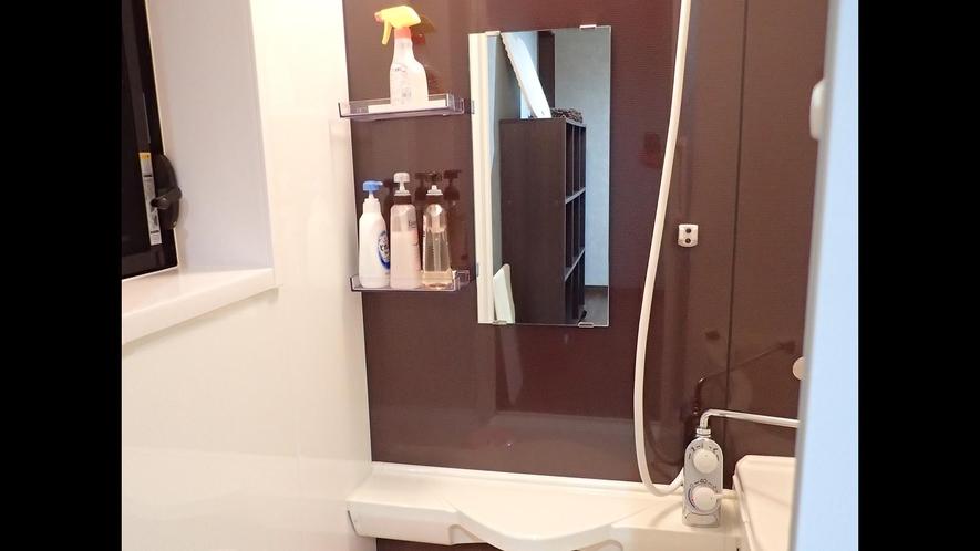 *【風呂】家庭用のお風呂がございます。