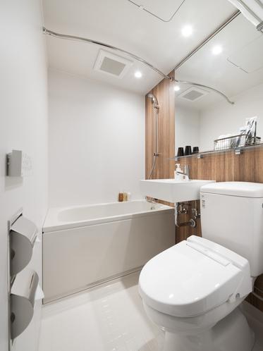 シングル・ツイン バスルーム