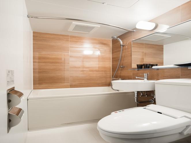 バスルーム(ダブル、ツイン、トリプル)