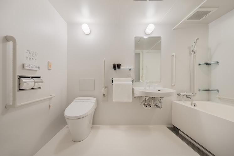 バスルーム(ユニバーサル)