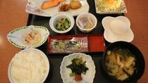 *【朝食一例】栄養バランスの良い健康的な和定食をご用意致します