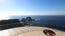 *【佐多岬展望台】車で約10分★広大な太平洋の風景を一望できます