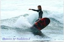 オーナーもサーフィン大好き!