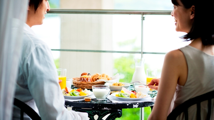 【夕食&朝食ルームサービス】7大特典付きラグジュアリープラン【部屋食】