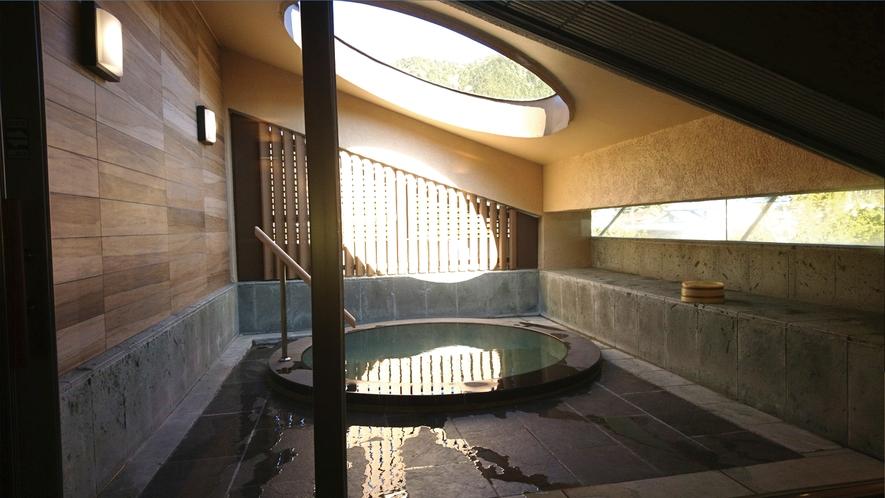 温泉浴室「大観の湯」(3階)