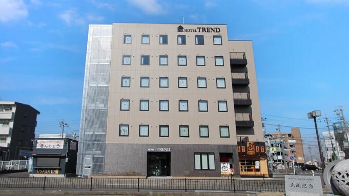 【秋冬旅セール】素泊まりプラン ◆JR岡崎駅西口より徒歩約1分