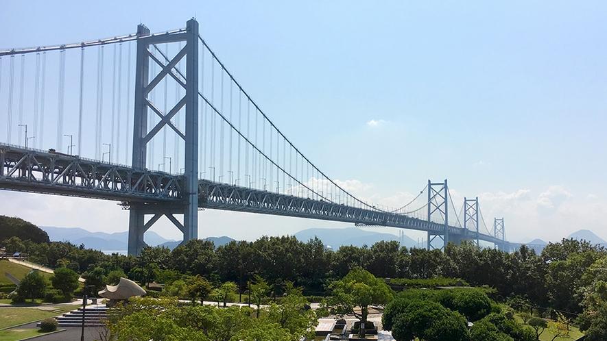 瀬戸大橋(詳細画像)