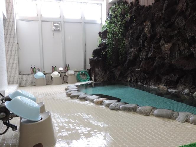 大浴場 浅間溶岩風呂女湯