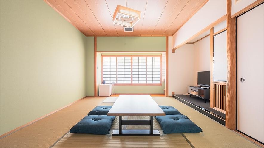 和室(8畳 or 10畳)