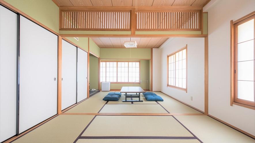 和室(8畳・6畳 2間つづき)