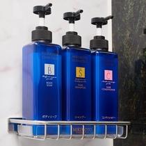 【バスルーム】シャンプー、コンディショナー、ボディーソープをご用意しております。