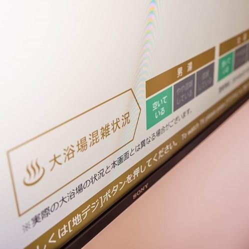 ■49インチ壁掛けテレビ■