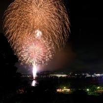 宮島海中花火大会(写真提供:広島県)