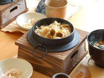 釜飯(部屋食用)