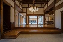 小樽市指定歴史的建造物、銀鱗荘。