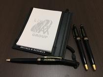 ◆メモ帳、メモパッド、ボールペン◆
