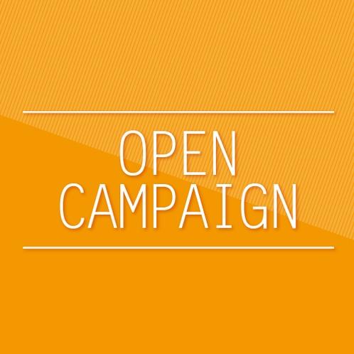 OPENキャンペーン