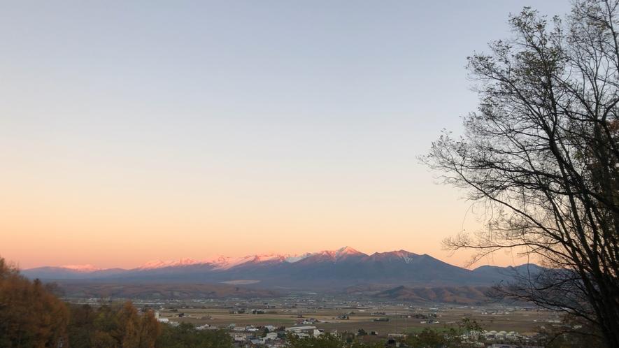 十勝岳連峰
