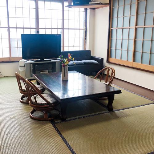 *【お部屋一例】2019年11月にリニューアル!ご宿泊人数に合わせてお部屋の広さをお選びください♪