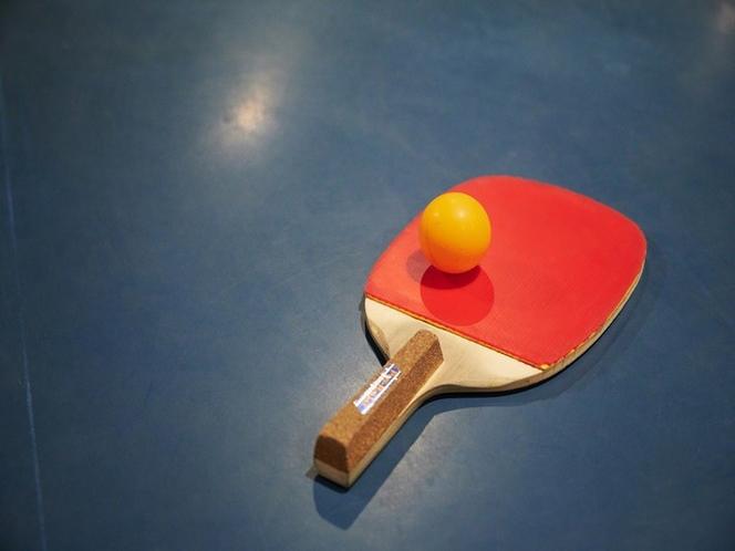 プレイルームエリア 卓球