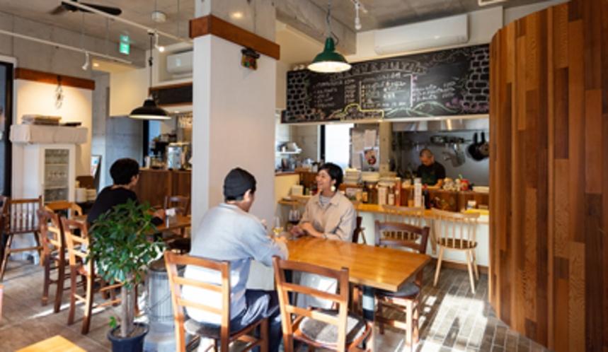 restaurant salute
