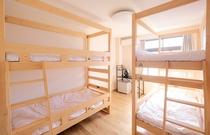 ドミトリー2段ベッド