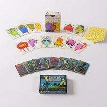 子供から大人まで手軽に遊びるカードゲーム!「ナンジャモンジャ」「ワンナイト人狼」