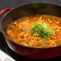 【朝食バイキング】大阪の味!どて焼き♪