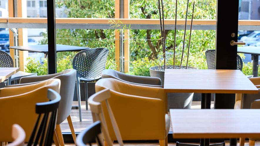 【2階レストラン】ソル・マーネはラテン語で朝日という意味です♪