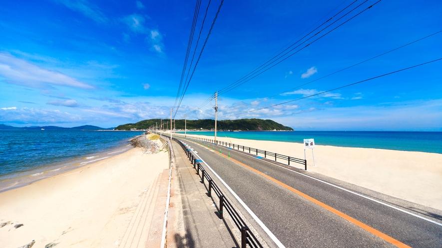 海の中道 →車24分/電車60分 [写真提供:福岡市]