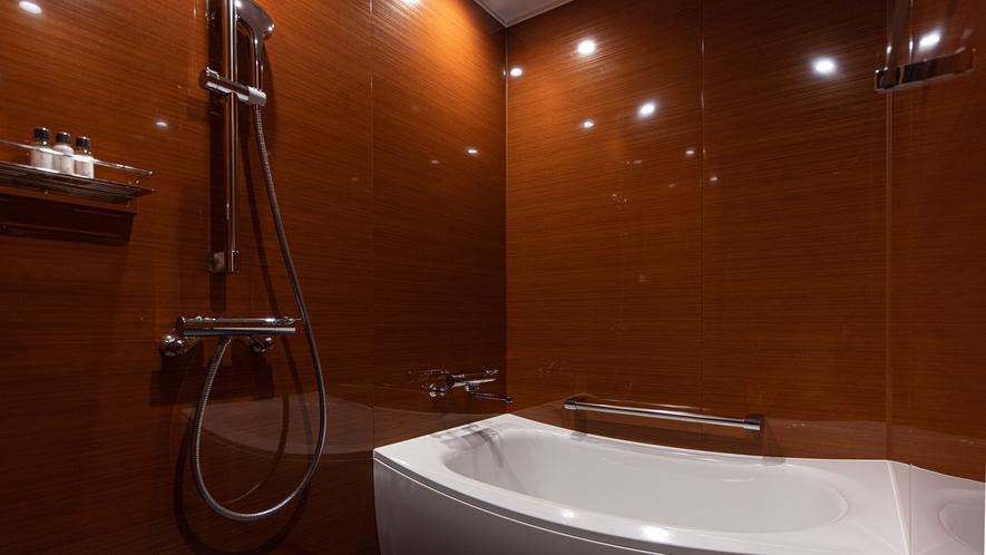 『デラックスツイン』バスルーム
