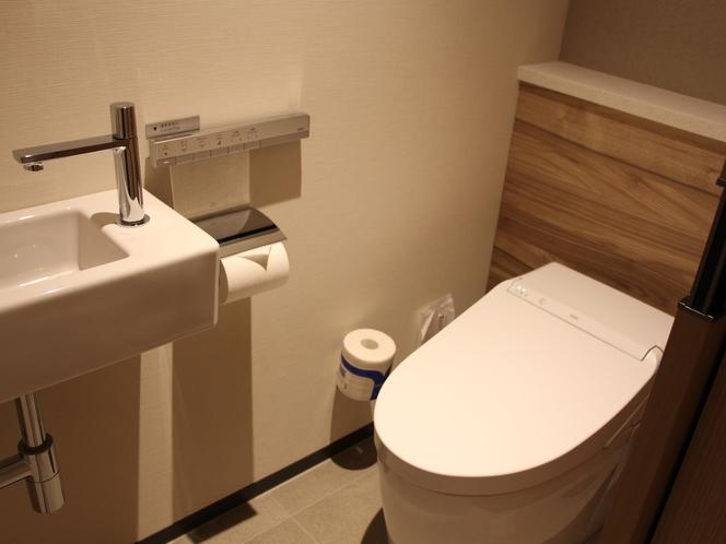 デラックスツイン / トイレ