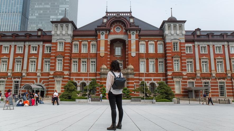 東京駅(車7分/電車9分/17分)