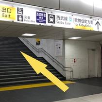 新宿道順画像2