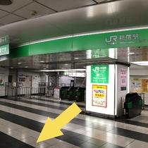新宿道順画像1