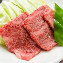 *夕食一例/おおいた豊後牛は霜がきめ細かく入り、まろやかでとろけるような味わいが特徴です!