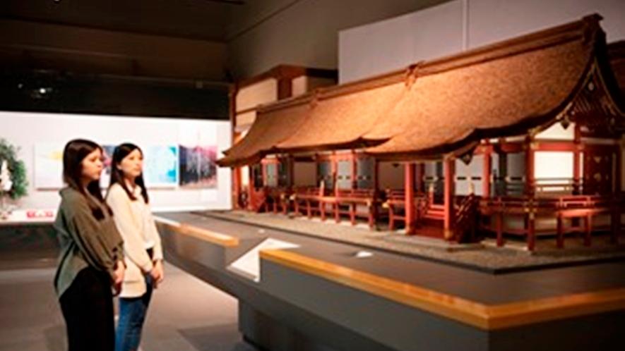 *周辺観光/大分県立歴史博物館