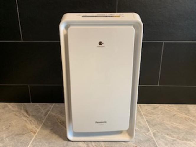 全室加湿機能付空気清浄機