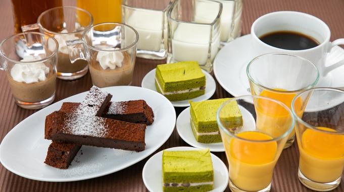 【朝食券で選べるグルメ】大人気ビュッフェの朝食またはランチを選べるプラン