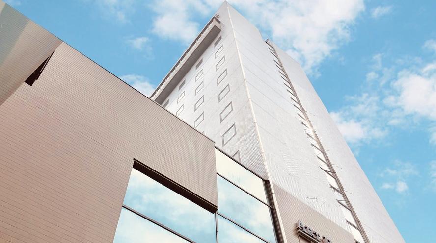 全228室。大分市内最大級のシティホテルです。