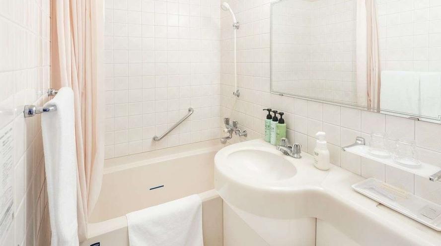 浴室(セミダブル・ダブル・クイーン・ツインルーム)