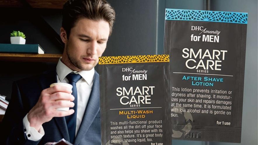 男性用コスメ DHC SMART CARE